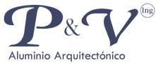 PUERTAS Y VENTANAS EN ALUMINIO Y VIDRIO Logo